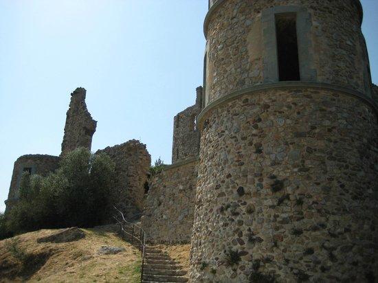 Grimaud Castle: Castle at Grimaud Village