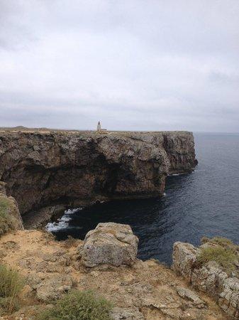 Cabo de san vicente sagres portugal picture of cape saint vincent - Cabo san vicente portugal ...