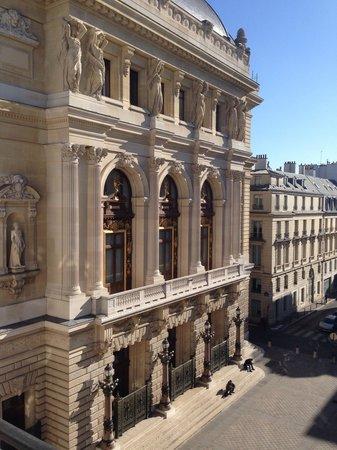 La Maison Favart : View