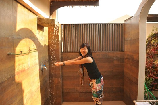 Seven Senses Guest House : lovely bathroom