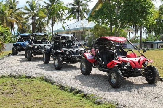 Dalaguete, Philippines: The buggys