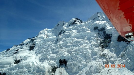 Mount Cook Ski Planes & Helicopters: Mount Cook