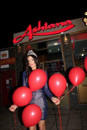 Ashiana Restaurant: opening day
