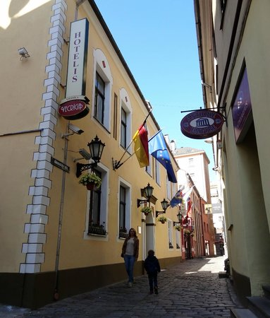 Old Riga Hotel Vecriga: Veicriga Hotel