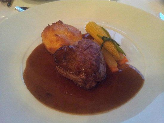 Cafe Restaurant Meissen: Rinderfiletmedaillon