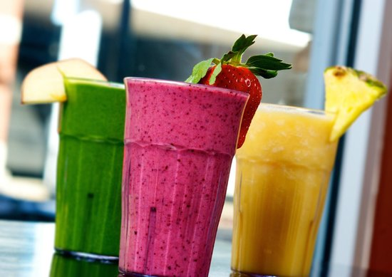 5 Healthy Breakfast Smoothies For Each Day Of The Week