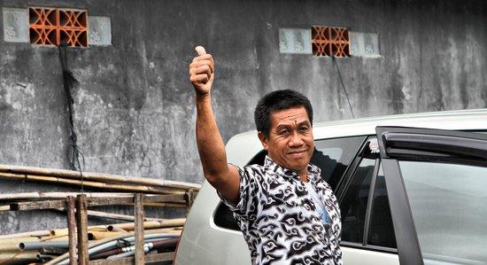 The Patra Bali Resort & Villas: Wayan Sukadana driver ask for him