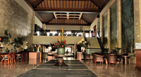The Patra Bali Resort & Villas: Main Lobby