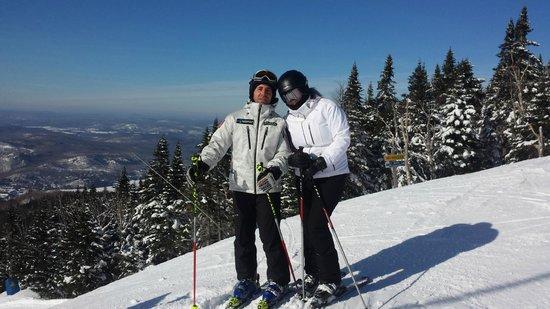 Sommet des Neiges: Amazing Skiing