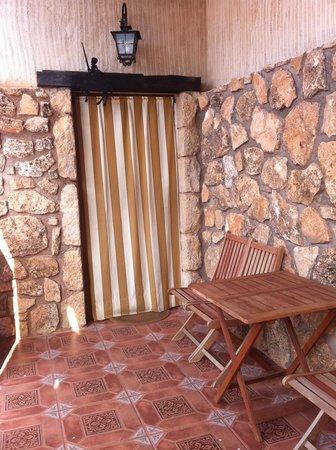 Cabañas Rurales Quijote y Sancho: Exterior QUIJOTE