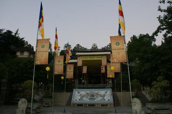 Long Son Pagoda : пагода