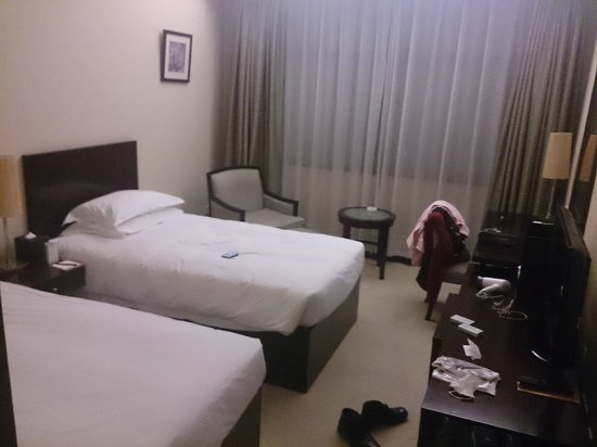 Ruitai Hongqiao Hotel: デラックスルーム
