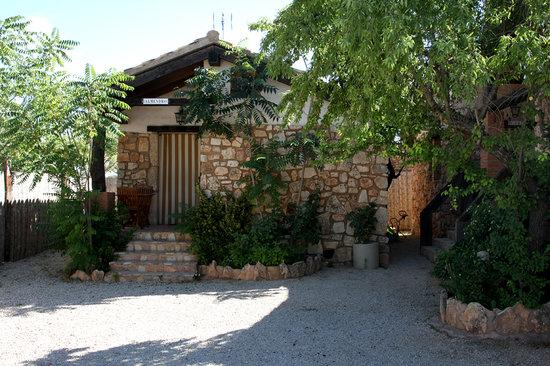 Cabañas Rurales Quijote y Sancho: Exterior ALMENDRO