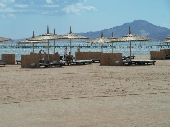 Aurora Oriental Resort Sharm El Sheikh : beach