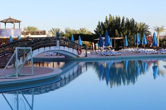 Aurora Oriental Resort Sharm El Sheikh : main pool