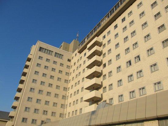 Okura Hotel Takamatsu: 外観