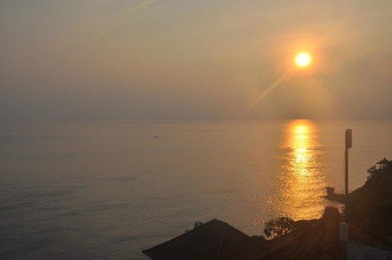 Bed & Breakfast Aquaterrace: Sunrise