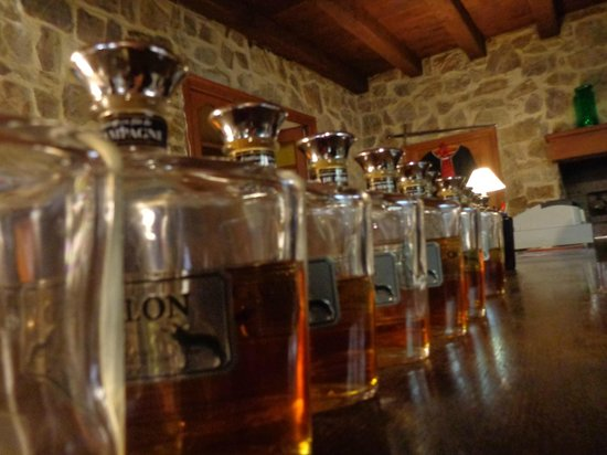 Distillerie Guillon: Gamme de produits Guillon
