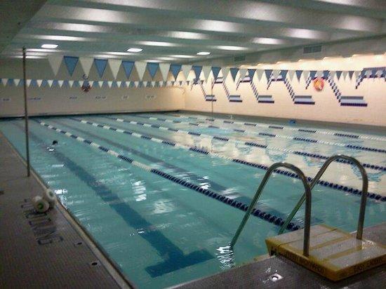 The Vanderbilt YMCA: PILETA