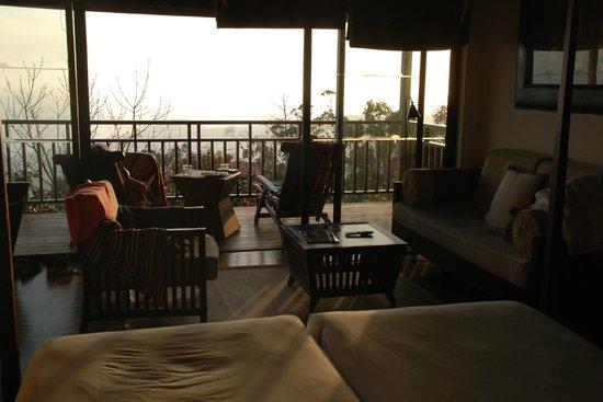 Choupana Hills Resort & Spa: perfect sea-view room