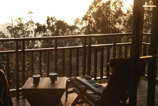 Choupana Hills Resort & Spa: view from terrace