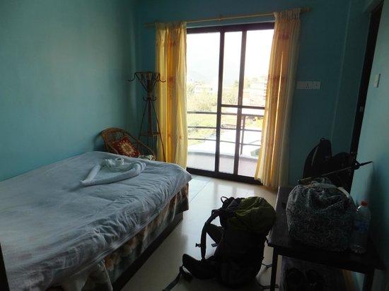 The North Face Inn: Room (3rd floor)