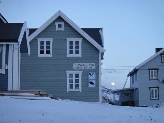 Kongsfjord Gjestehus: Kongsjford Guesthouse