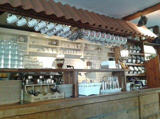 Café Linné Konstantina: Teadrinkers Paradiese