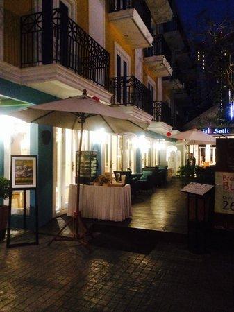 Salil Hotel Sukhumvit - Soi Thonglor 1: Ca fe de salil restaurant