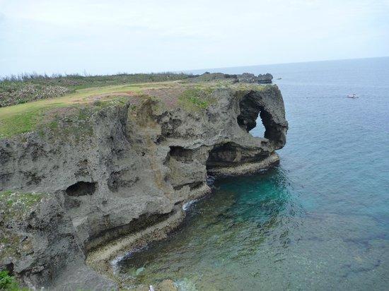 Cape Manzamo: 万座毛