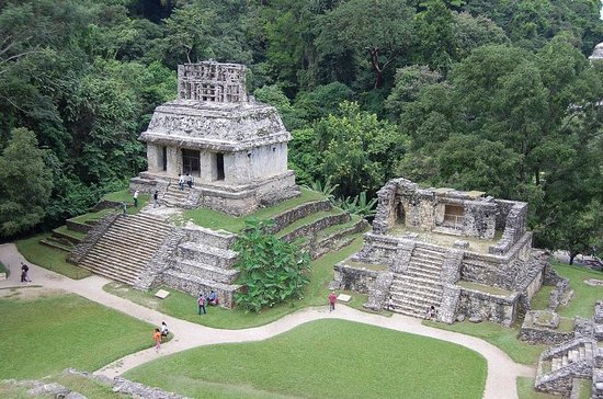 National Park of Palenque: обсерватория