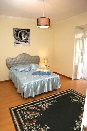 Bed & Breakfast Praca De Espanha : double room with private bath