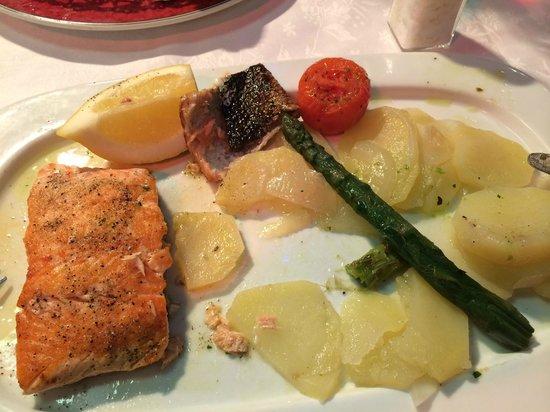Restaurante Salamanca: SOMON