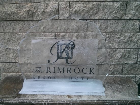 Rimrock Resort Hotel: Welcome to Rimrock!