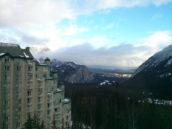 Rimrock Resort Hotel : View from Room!