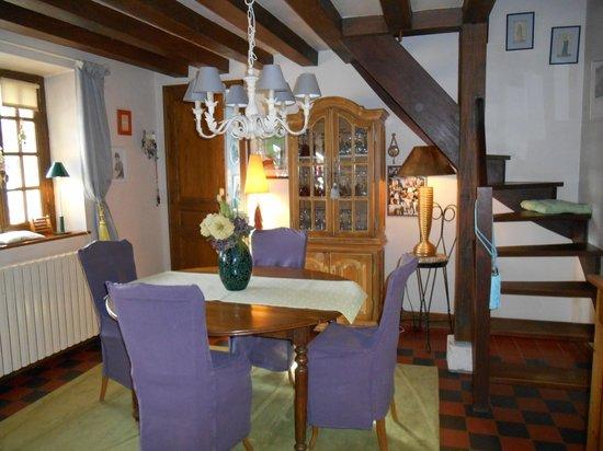 Les bords de seine foto di l 39 erabliere les andelys for Decoration maison normande