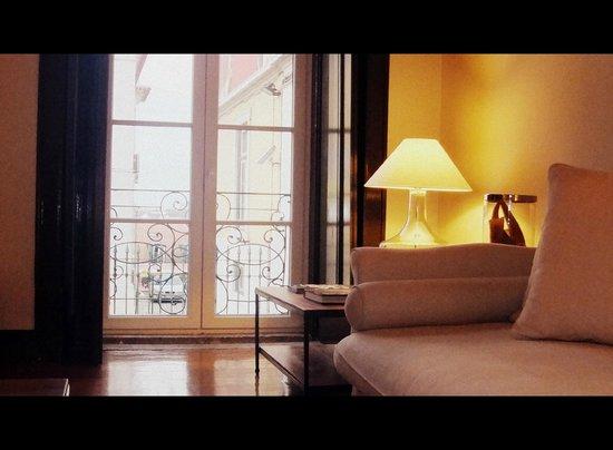 Palacio Ramalhete: Calm and relaxing