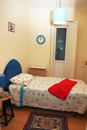 Bed & Breakfast Praca De Espanha: the single room
