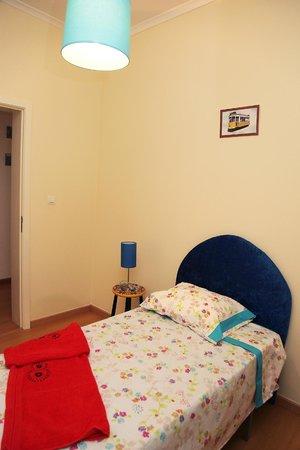 Bed & Breakfast Praca De Espanha: inside of the single room