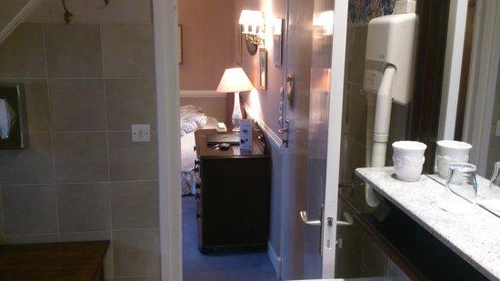 Ti al Lannec Hotel Restaurant & Spa : chambre