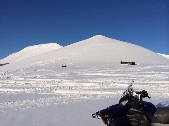 Spitzbergen Adventures: Scenery on the way