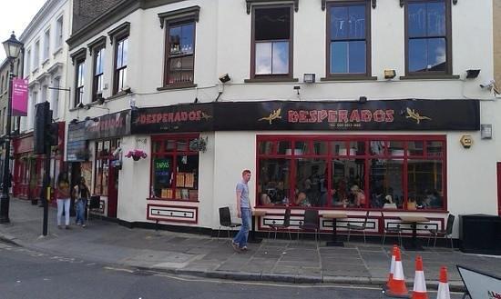 Facebook User Picture Of Desperados Restaurant Angel London Tripadvisor