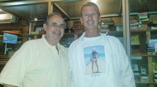 Havana Humidor Room: Bruce -Cubadave
