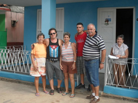 Casa Oscar: mi familia en Viñales