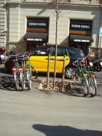 Baja Bikes Barcelona: fietsen