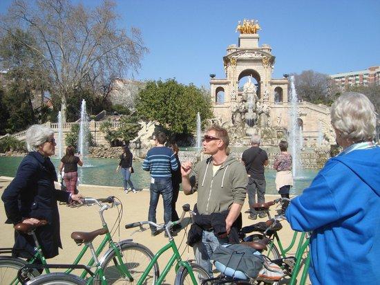 Baja Bikes Barcelona: goede info, mooi weer