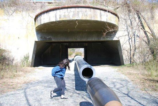 Chincoteague National Wildlife Refuge : the bunker