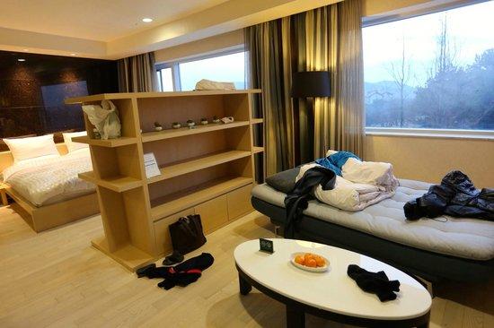The Suites Hotel Gyeongju: room