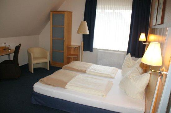 Residenz Hotel Neu Wulmstorf: Hotelzimmer