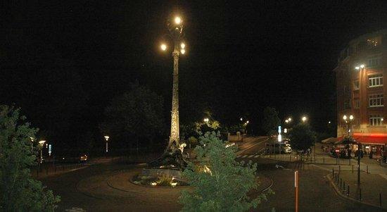 Avenue Deschanel B&B : Surroundings - Mast of Lalaing